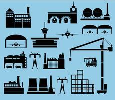 Industriële stad