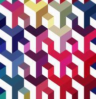 Naadloos abstract patroon vector