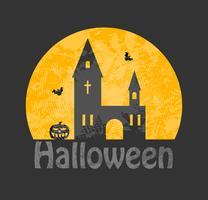 begraafplaats spookhuis