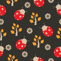lieveheersbeestje naadloos