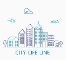 lineair stedelijk