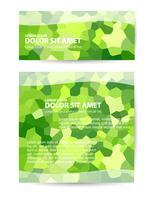 Print flyer vector