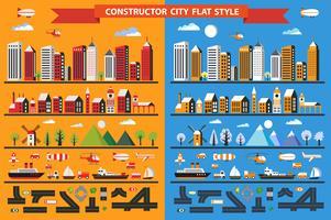 Constructor stad