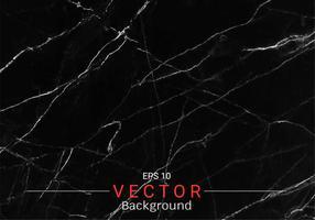 Zwarte marmeren textuur. vector