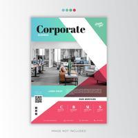 Creatief zakelijk ontwerp vector