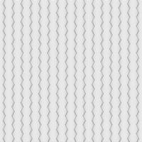 Abstract geometrisch gebogen lijnenpatroon dat op witte kleurenachtergrond wordt geïsoleerd.
