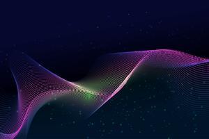 Deeltjes- en stof abstract achtergrond modern ontwerp met kopie ruimte; Vector illustratie voor uw bedrijf en web-banner ontwerp.