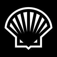 zeeschelp vector pictogram