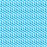 Abstracte naadloze geometrische achtergrond met blauwe toon.