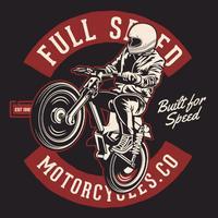 Fullspeed rijder