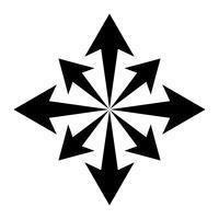 Pijlpictogram vector