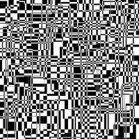 Zwart en schrijf naadloze patroon abstracte achtergrond. vector
