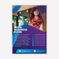 Zakelijke brochure vector