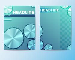 brochures15 vector