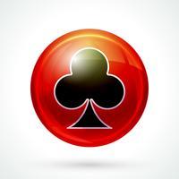 Casino spellen pictogram