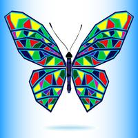 butterfly7 vector