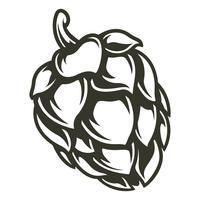 Vectorillustratie van hop