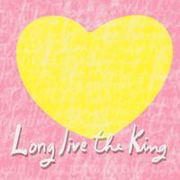 Lang leve zijne majesteit de koning. vector