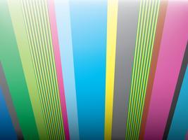 Kleur lijn achtergrond vector