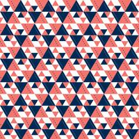 Abstract geometrisch patroon