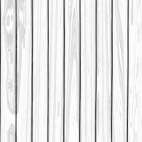 Witte houtstructuur vector