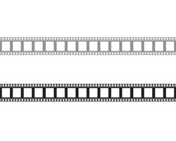 filmstrip pictogram vector illustratie sjabloon