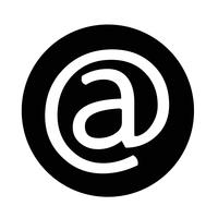 e-mail symboolpictogram vector