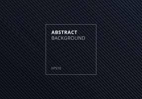 Abstract gestreept lijnen diagonaal patroon op zwarte achtergrond en textuur. vector