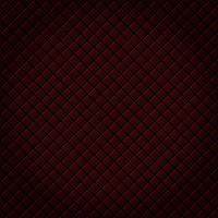 Abstracte zwarte en rode subtiele achtergrond en textuur van het rooster de de vierkante patroon. Luxe stijl. Herhaal geometrisch raster. vector