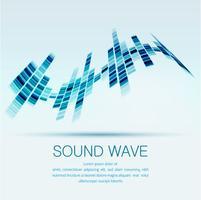 geluidsgolf vector