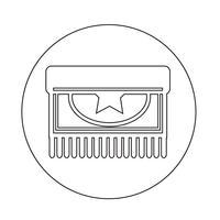 Tapijt pictogram