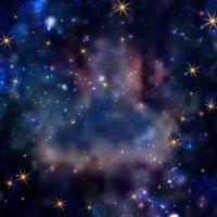 Abstracte melkwegachtergrond vector