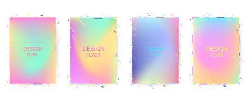 Vector frame voor tekst Moderne kunstafbeeldingen voor hipsters. dynamische frame stijlvolle geometrische zwarte achtergrond met goud. element voor ontwerp visitekaartjes, uitnodigingen, cadeaubonnen, flyers en brochures