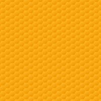Geel honingraatpatroon vector