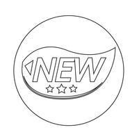 Nieuw pictogram
