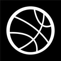 Basketbal pictogram