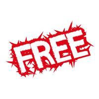 teken knop gratis pictogram