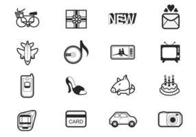 Diversen Vector Symbol Pack