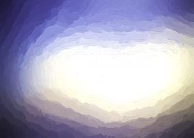 Geschilderde abstracte achtergrond vector