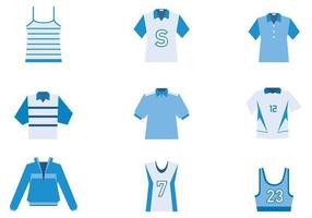 sport top vector pack