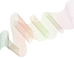golf lijn grafische illustratie vector
