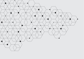 abstracte technische achtergrond vector