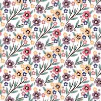 Vector kleurrijk naadloos patroon