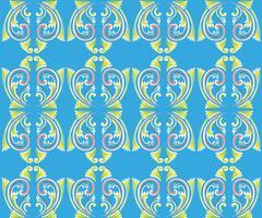 Aziatische traditie kunst patroon