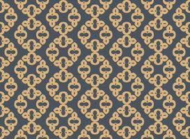 Abstracte sieraad naadloze patroon achtergrond. vector
