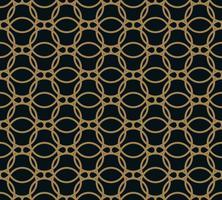 Naadloze vector abstracte golfpatroon achtergrond