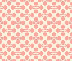 eenvoudige abstracte naadloze ornament patroon achtergrond