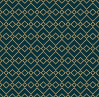Abstract geometrisch patroon met lijnen, ruiten Een naadloze vect