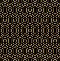 Vector naadloos patroon. Moderne stijlvolle textuur. Hero herhalen