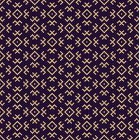 Vector naadloos patroon. Moderne stijlvolle textuur. Herhalende geometrische achtergrond. Lineair grafisch ontwerp.